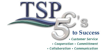 TSP 5c's to success